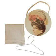 Lovely vintage doll accessories