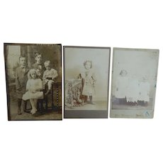 Antique photos of adorable children