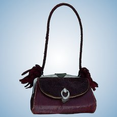 Antique purse for French fashion, bebe