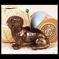 Antique French Figural Pique Epingle