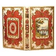 Antique Nineteenth Century French Romantic Binding
