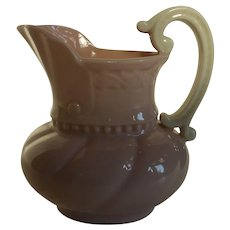 Lenox Colonial Collection Pink Creamer Pitcher