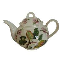 Portmeirion Pomona Teapot The Teinton Squash Pear by Susan Williams-Ellis  Made in Britain