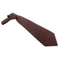 Classic Jim Thompson Silk Necktie