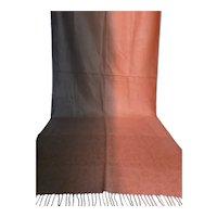Cashmere Silk Blend Long Scarf Shawl Wrap