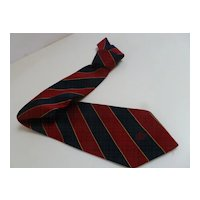Vintage Authentic Gianni Versace Silk Necktie