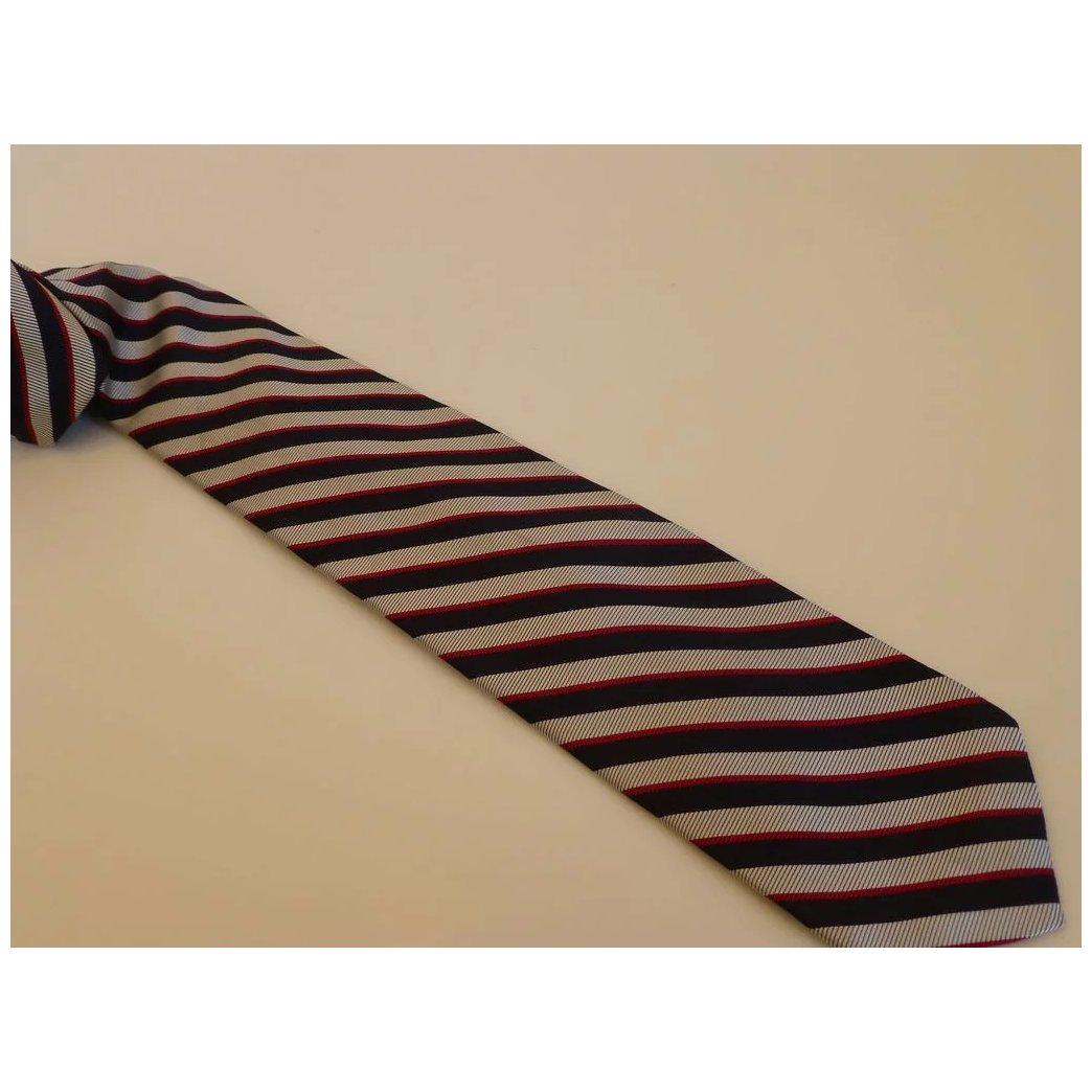 Vintage Classic Austin Reed London Necktie Historique Ruby Lane