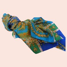Alexander Wang for La Rinascente Italian Silk Twill Scarf