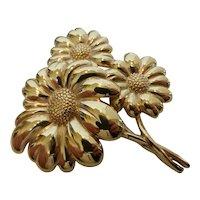 Big Daisy Brooch Pin
