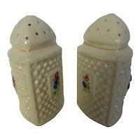 Vintage 1940s Salt &Pepper Shakers Range Set Made In Japan 1930s