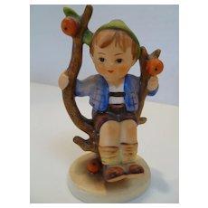 Vintage Hummel Goebel  Apple Tree Boy 142 3/0 Stylized Bee W. Germany