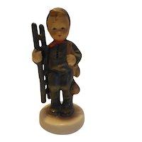 "Early Hummel Figurine ""Chimney Sweep"" Germany  MINT"