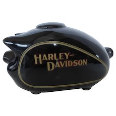 Harley-Davidson® Decal HOG Motorcycle Tank Piggy Bank