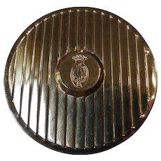 Vintage Coty Sub-Deb Air Spun Rouge Compact