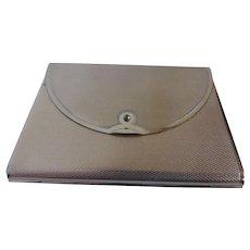 Vintage Coty New York Envelope Style Powder Compact