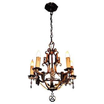 vintage lamps and lighting : quality antique victorian, art nouveau