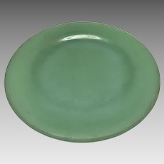"""Fire King jadeite 6 3/8 """" bread plate restaurant ware anchor hocking"""