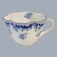 Shelley heavenly blue orphan cup only