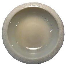 McKee large custard serving bowl laurel