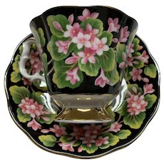 Royal Albert Provincial Series Mayflower Cup and Saucer