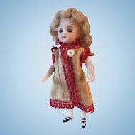 Adorable French-Style MIGNONNETTE Doll!
