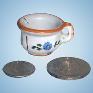 The SMALLEST Chamber Pot for Your Tiny Doll!