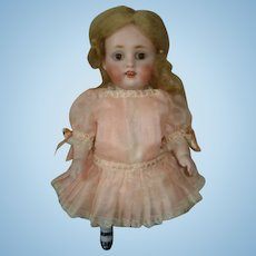 "9"" Kestner 150 All-Bisque Doll!"