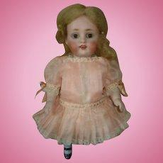 """9"""" Kestner 150 All-Bisque Doll!"""