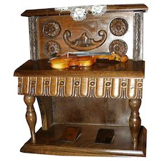 Antique French Pump Organ for Your Dolls!