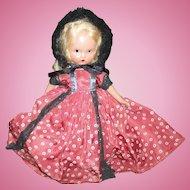 Western Miss All-Original Nancy Ann Storybook Doll