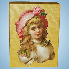 Antique Box for Doll Treasures!