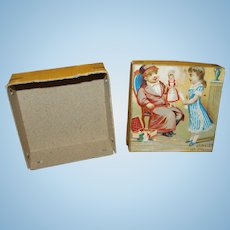 Tiny French ETRENNES Gift Box!