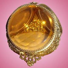 Hollywood Regency Jewelry Casket