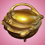 Art Nouveau Antique Ring Box