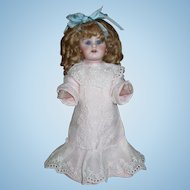 """Antique Dress for @11"""" Doll"""