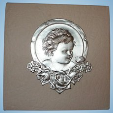 Precious French Baby Motif Box