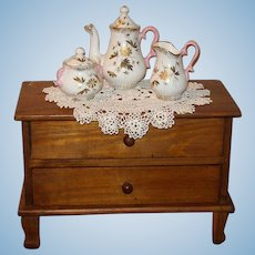 French Provincial  Doll Chest