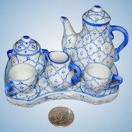 Miniature Tea Set from FRANCE!