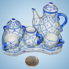 Miniature Tea Set from FRANCE!