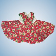Shirley Temple Doll 1950's Doll Dress