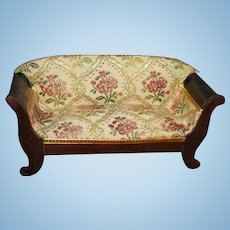 Top Quality Sofa for All-Bisque Doll or Dollhouse