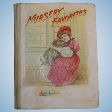 1897 Nursery Favorites Book