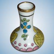 Doll/Dollhouse Limoges Vase from France