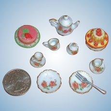 TINY China & Desserts!