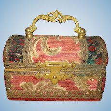 Exquisite French Doll Trunk