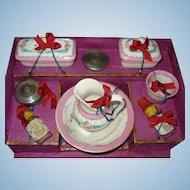 Gorgeous Toilette Set for Your Antique Doll