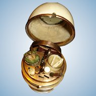 HUGE Mark-Down! RARE Egg Etui from the 1700s!