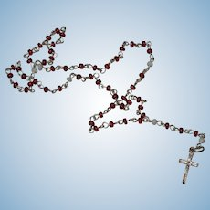 Miniature French Doll Rosary