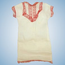 Factory Made French Doll Chemise