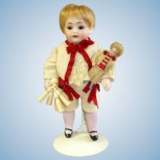 Bone Skittles Antique French for Your Doll